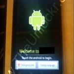 telefonul Google – Nexus one