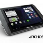 Archos G9 – tableta cu 250 Gb spatiu