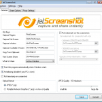 Jet Screenshot Home 3.1 – program gratuit de facut captura la ecran(Promoție)
